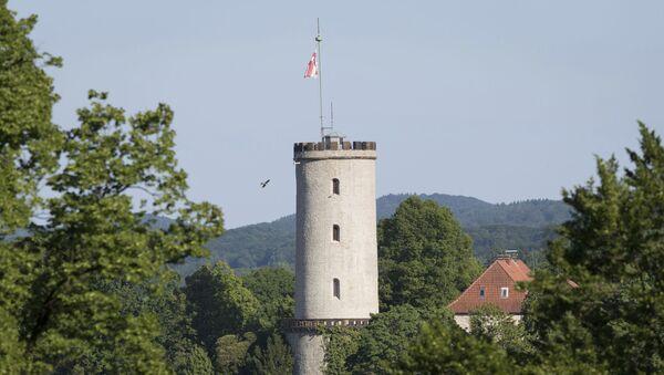 Almanya'nın Bielefeld şehri, 'kentin var olmadığını' kanıtlayanlara 1 milyon euro ödül vaat etti.  - Sputnik Türkiye