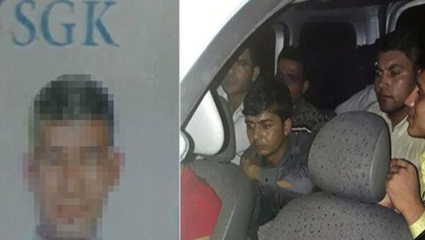 SGK çalışanı göçmen kaçırırken yakalandı - Sputnik Türkiye