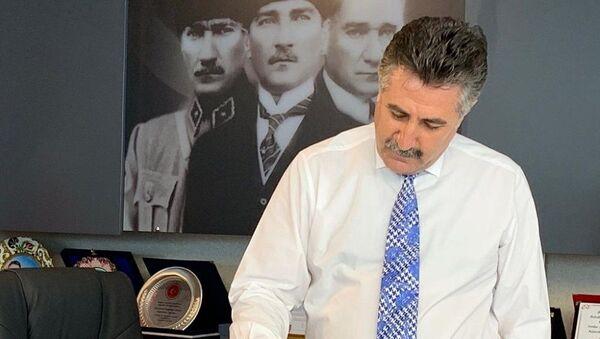 Serdar Sandal, dinleme cihazı - Sputnik Türkiye