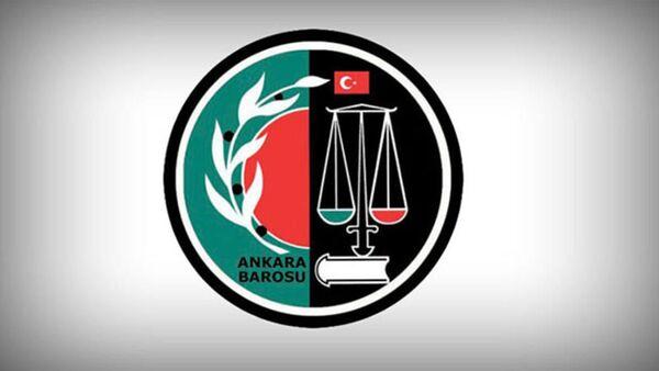 Ankara Barosu logo - Sputnik Türkiye