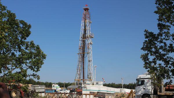 Trakya Bölgesi'nde bir süredir doğalgaz araması yapan Türkiye Petrolleri Anonim Ortaklığı (TPAO) tarafından Tekirdağ'ın Kapaklı ilçesinde ikinci bir doğalgaz rezervi bulundu.  - Sputnik Türkiye