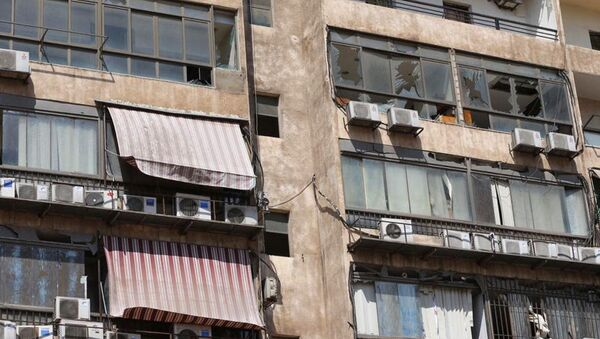 Beyrut'un güney banliyösüne İsrail'e ait 2 İHA'nın düşmesi - Sputnik Türkiye