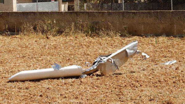 İspanya'da helikopter ile uçak havada çarpıştı - Sputnik Türkiye