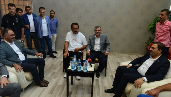İbrahim Tatlıses - Sputnik Türkiye