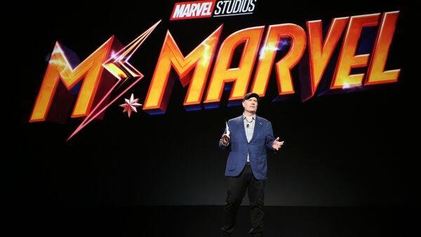 Marvel Stüdyoları'nın Başkanı Kevin Feige - Sputnik Türkiye