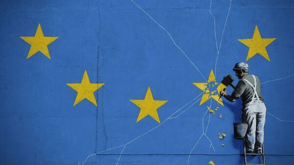 Banksy, Brexit - Sputnik Türkiye