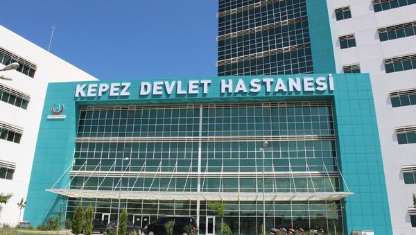 Antalya Kepez Devlet Hastanesi - Sputnik Türkiye