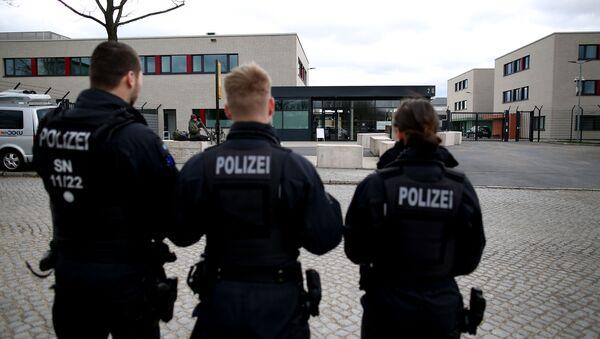 Almanya polis - Sputnik Türkiye