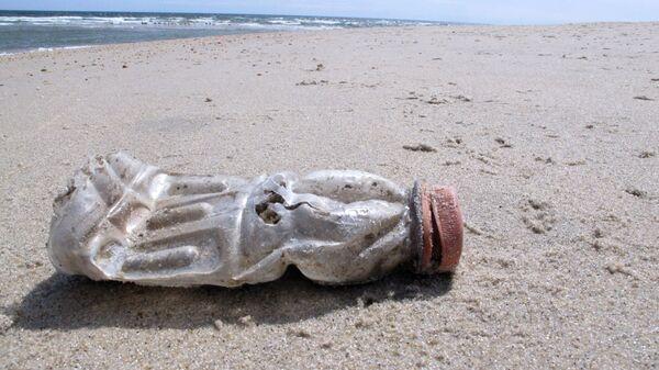 Plastik atık okyanus - Sputnik Türkiye