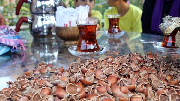 Fındık kabuğu çayı - Sputnik Türkiye