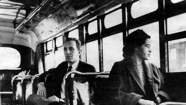 Rosa Parks - Sputnik Türkiye