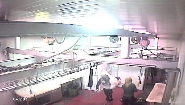 İstanbul, Maltepe, et hırsızlığı - Sputnik Türkiye