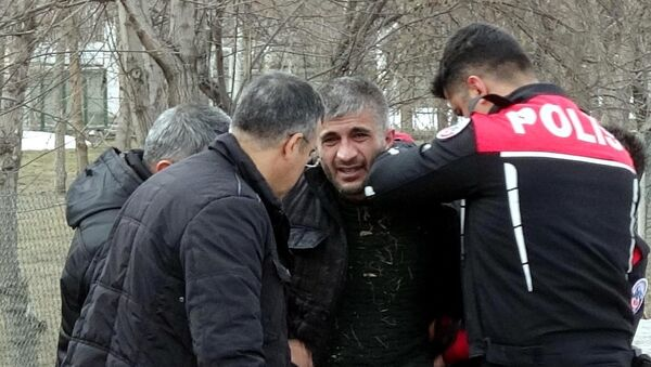 Seher Polat'ın katili - Sputnik Türkiye