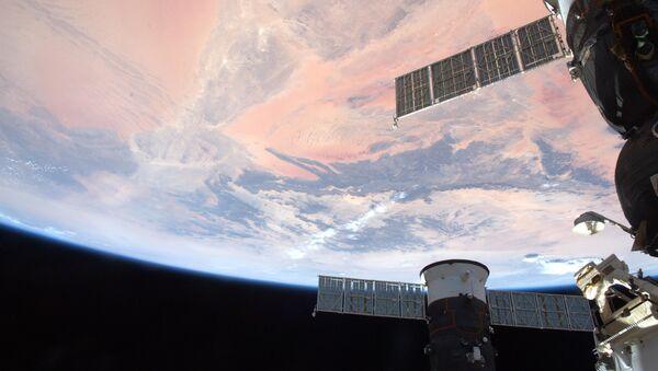 Ağustos'un uzay görüntüleri - Sputnik Türkiye