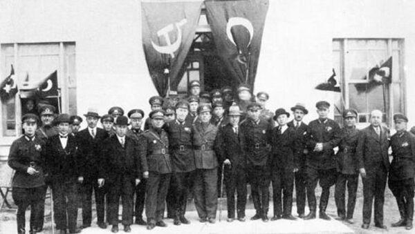 Türkiye - SSCB - Sputnik Türkiye