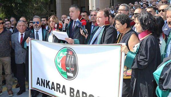 Ankara Barosu - Sputnik Türkiye