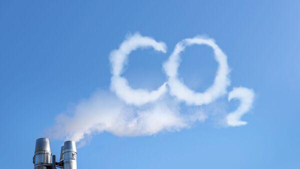 CO2 - Sputnik Türkiye