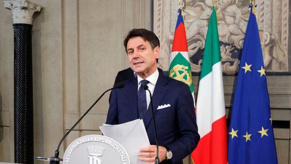 İtalya'da 2. Conte Hükümeti kuruldu - Sputnik Türkiye