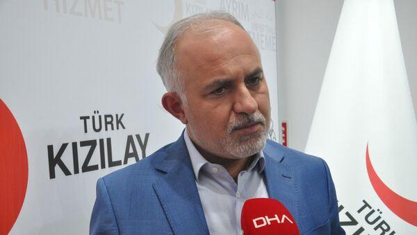 Kızılay Başkanı Kerem Kınık - Sputnik Türkiye