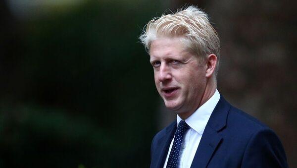 İngiltere Başbakanı Boris Johnson'ın kardeşi Jo Johnson  - Sputnik Türkiye