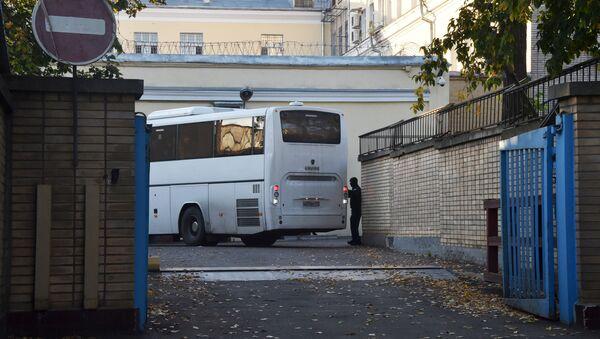 Rusya - Ukrayna mahkum takası - Sputnik Türkiye