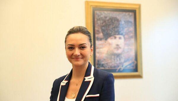 Kadriye Kasapoğlu - Sputnik Türkiye