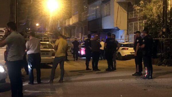 Gaziantep'te komşular arasında park yeri kavgası: 3 ölü, 5 yaralı - Sputnik Türkiye