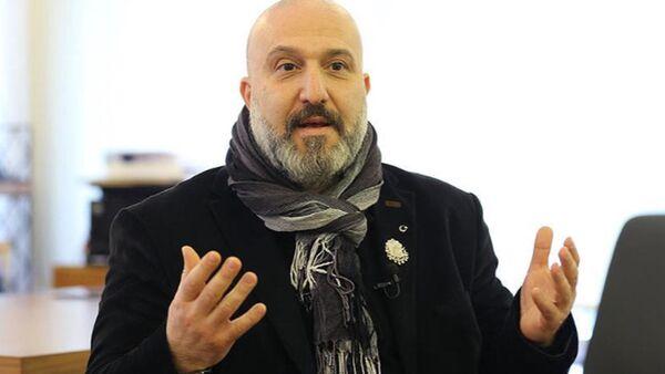 Orhan Osmanoğlu - Sputnik Türkiye