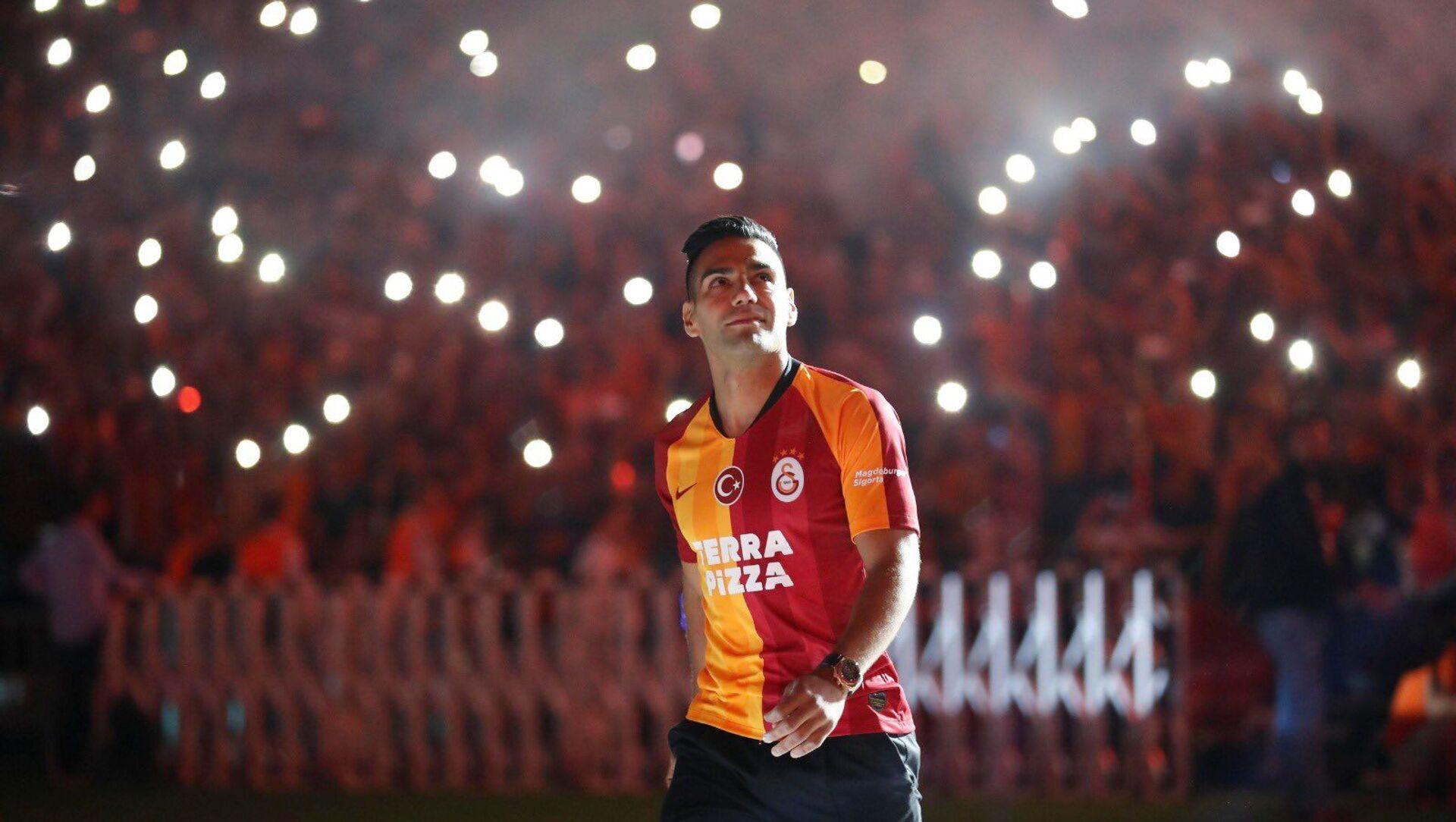 Radamel Falcao - Sputnik Türkiye, 1920, 23.06.2021