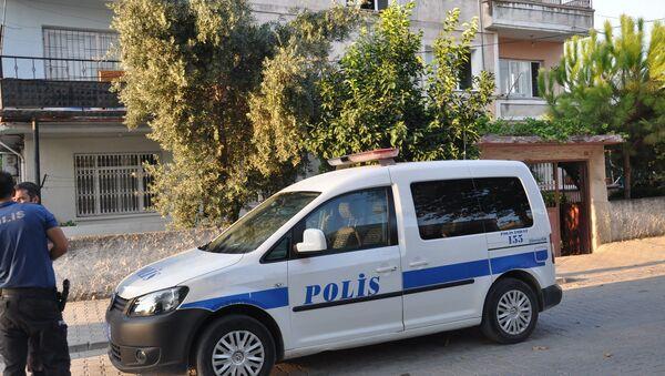 Ayrıldığı eşini pompalı tüfekle öldürdü - Sputnik Türkiye