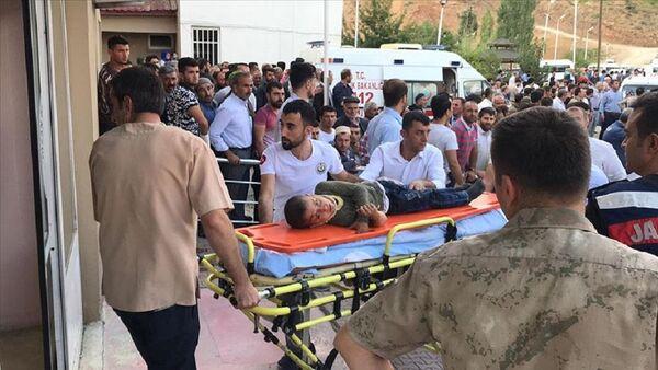 Bitlis trafik kazası - Sputnik Türkiye