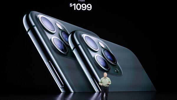 Apple iPhone 11 Pro  - Sputnik Türkiye