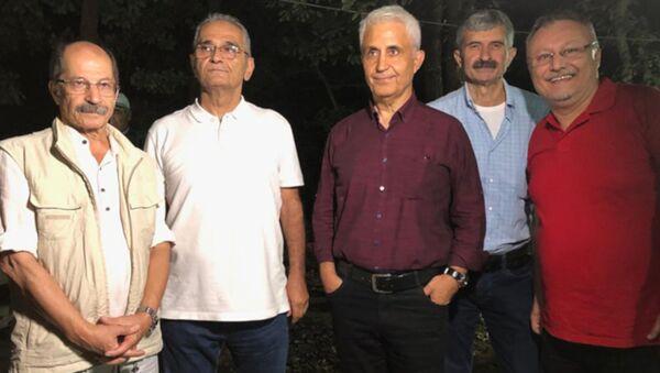 Yargıtay kararının ardından beş eski Cumhuriyet çalışanı tahliye edildi - Sputnik Türkiye