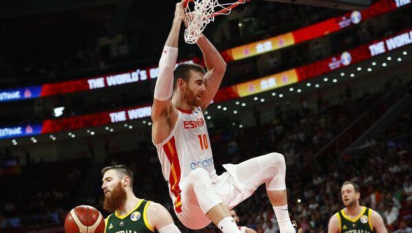 Avustralya - İspanya FIBA 2019 Dünya Kupası - Sputnik Türkiye