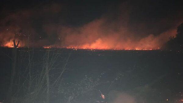 Ortaca, yangın - Sputnik Türkiye