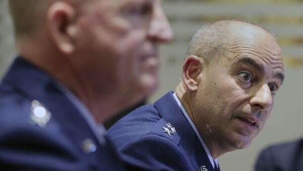 ABD'nin Avrupa, Afrika ve NATO Hava Kuvvetleri Komutanı Jeffrey L. Harrigian - Sputnik Türkiye