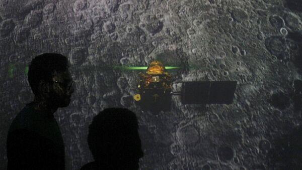 Chandrayaan-2 - Sputnik Türkiye