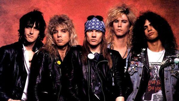 Guns N' Roses - Sputnik Türkiye