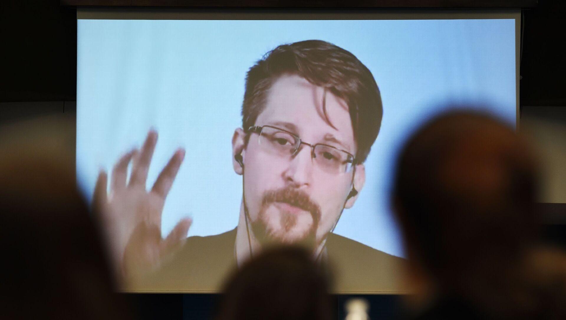 Edward Snowden - Sputnik Türkiye, 1920, 19.07.2021
