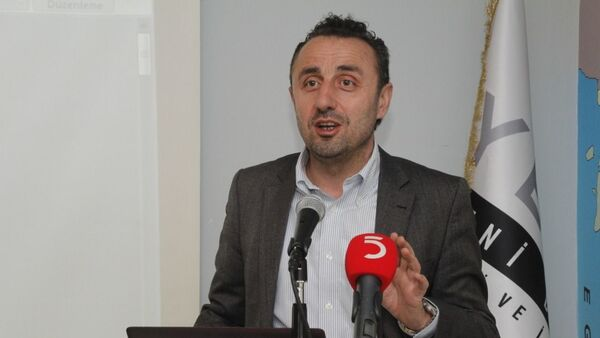 İbrahim Kahveci - Sputnik Türkiye