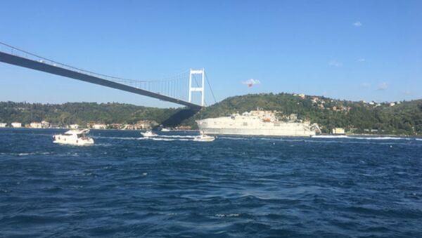 USNS 'Yuma' - Sputnik Türkiye