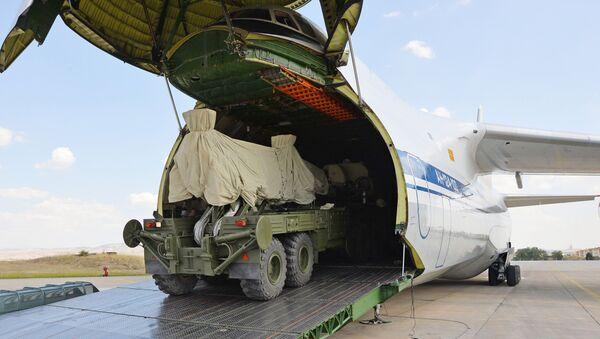 MSB: S-400 sisteminin ikinci batarya malzemelerinin intikali tamamlandı - Sputnik Türkiye