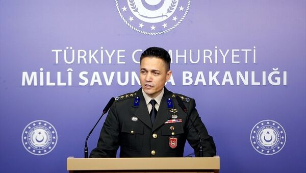 Tamer Zincir - Sputnik Türkiye
