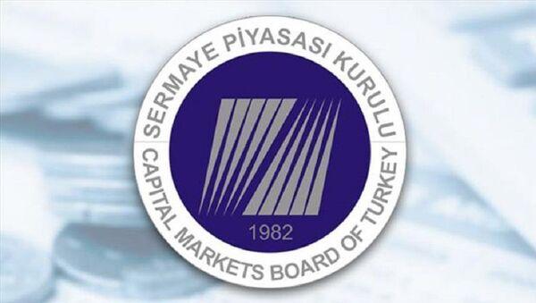 Sermaye Piyasası Kurulu (SPK) - Sputnik Türkiye