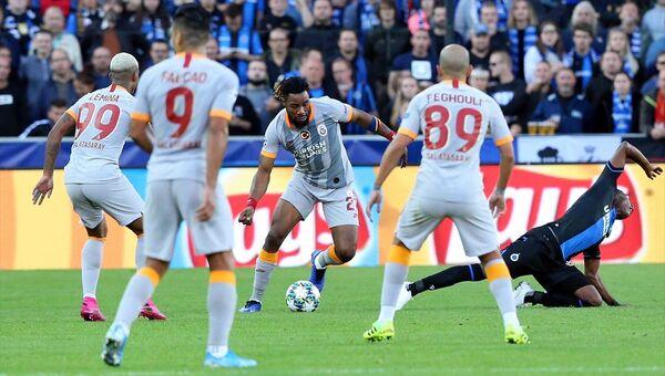 Galatasaray, 'Devler Ligi'ne bir puanla başladı - Sputnik Türkiye