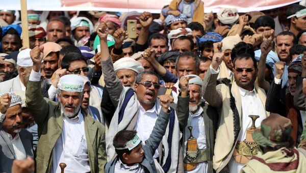Yemen'de Husiler Hareketi - Sputnik Türkiye