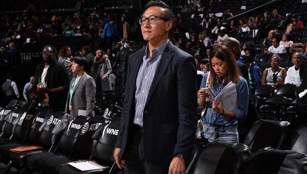 Brooklyn Nets'in yeni sahibi, iş insanı Joseph Tsai - Sputnik Türkiye