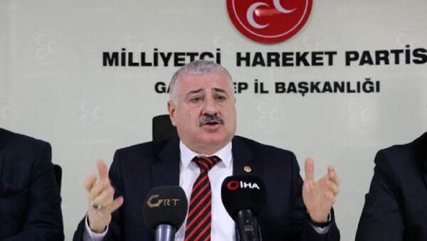 Sermet Atay - Sputnik Türkiye