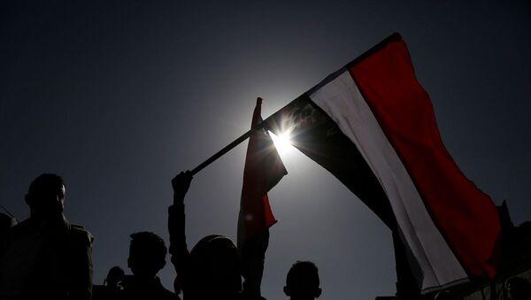 Yemen bayrağı - Sputnik Türkiye
