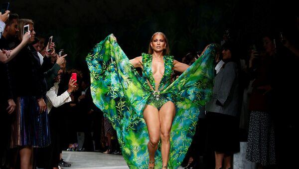 Jennifer Lopez- Vogue - Sputnik Türkiye